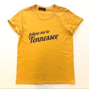 Gold Tee Shirt